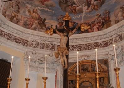 Crocifisso d'Altare attribuito a Antonio Maria Maragliano